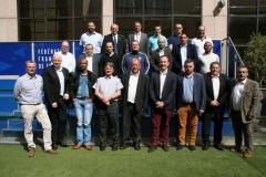 CDN UNAF avec les Présidents des SR