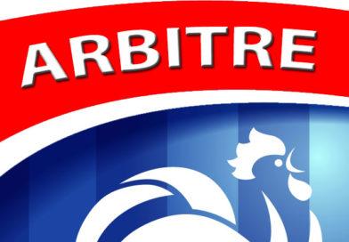 Les arbitres franciliens officiant dans le National 3
